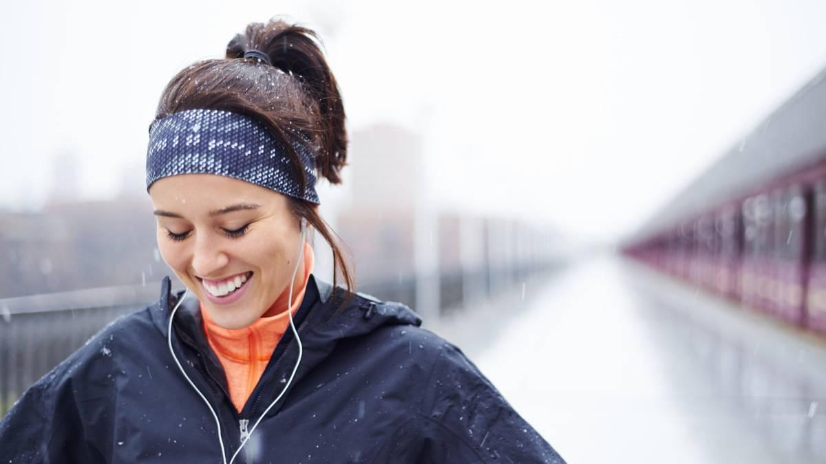 """Bei Minusgraden joggen """"ist nur was für Leute, die gesundheitlich fit und gut akklimatisiert sind"""""""
