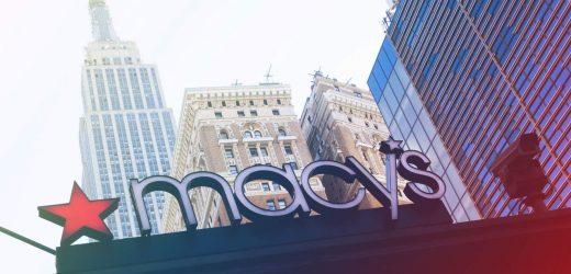 Es gibt Nur noch ein Paar Stunden zu Shop-Macy ' s Insane Cyber Monday Deals
