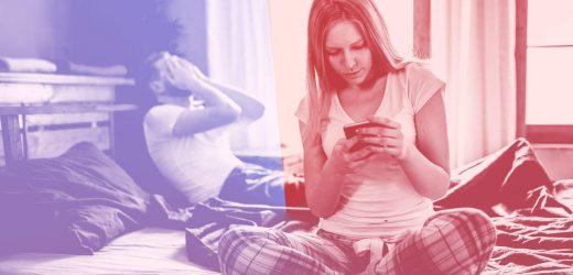 Diese Frau Merkte, dass Ihr Freund Sie hintergeht, Wenn Seine Fitbit-Körperliche Aktivität Versetzt bei 4 Uhr