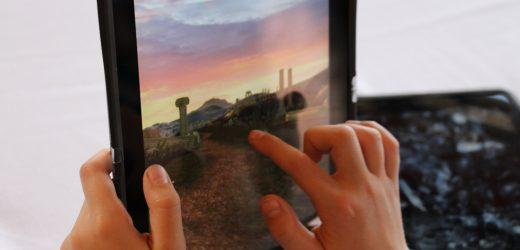 Achtsamkeit Videospiel änderungen Bereichen des Gehirns, die mit Aufmerksamkeit