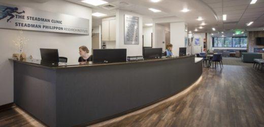 Koordinierung tech verbessert die Betreuung in Der Steadman-Klinik