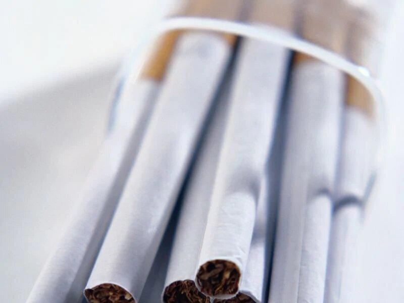 Fast die Hälfte der US-Rauchern nicht empfohlen von ärzte zu beenden