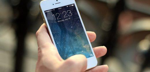 Studierende mit einer intensiven smartphone-Nutzung, schlafen schlechter