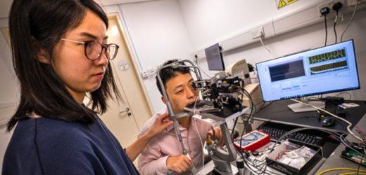 Gemeinsames Labor zu entwickeln advanced ocular imaging-Technologien gestartet in Singapur