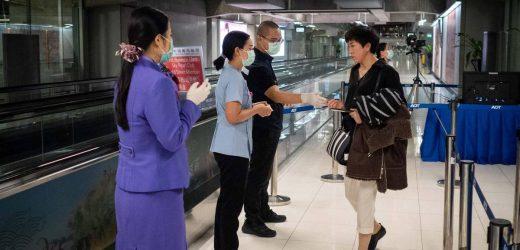 Britischer Tourist kämpft in Thailand um sein Leben