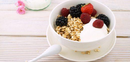 Süßer Erfolg—Blutzuckerspiegel drop in Großbritannien Joghurt