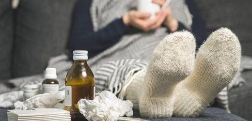 Grippewelle hält an: Zahl der Erkrankten weiter im erhöhten Bereich