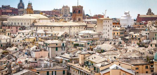 Italiens Infektionen langsam