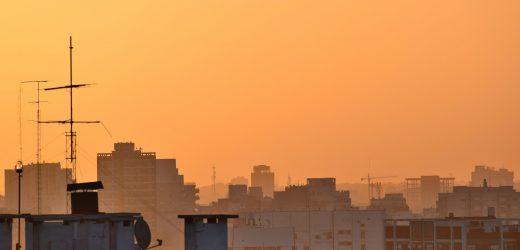 Kann die Atmung verschmutzte Luft machen Sie Gewichtszunahme?