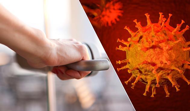 Medizin-Professor über Hysterie: Potential sich über Oberflächen anzustecken, ist gering