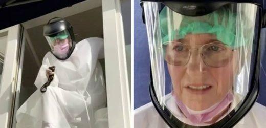 """Aus dem Fenster zum Patienten – Ärztin mahnt: """"Reden Sie aneinander vorbei!"""""""