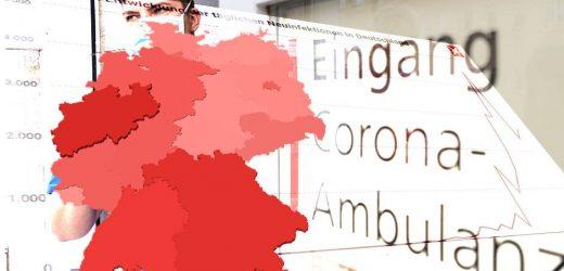 Wie viele Menschen sind in Deutschland und der Welt infiziert? Aktuelle Zahlen und Grafiken zum Coronavirus