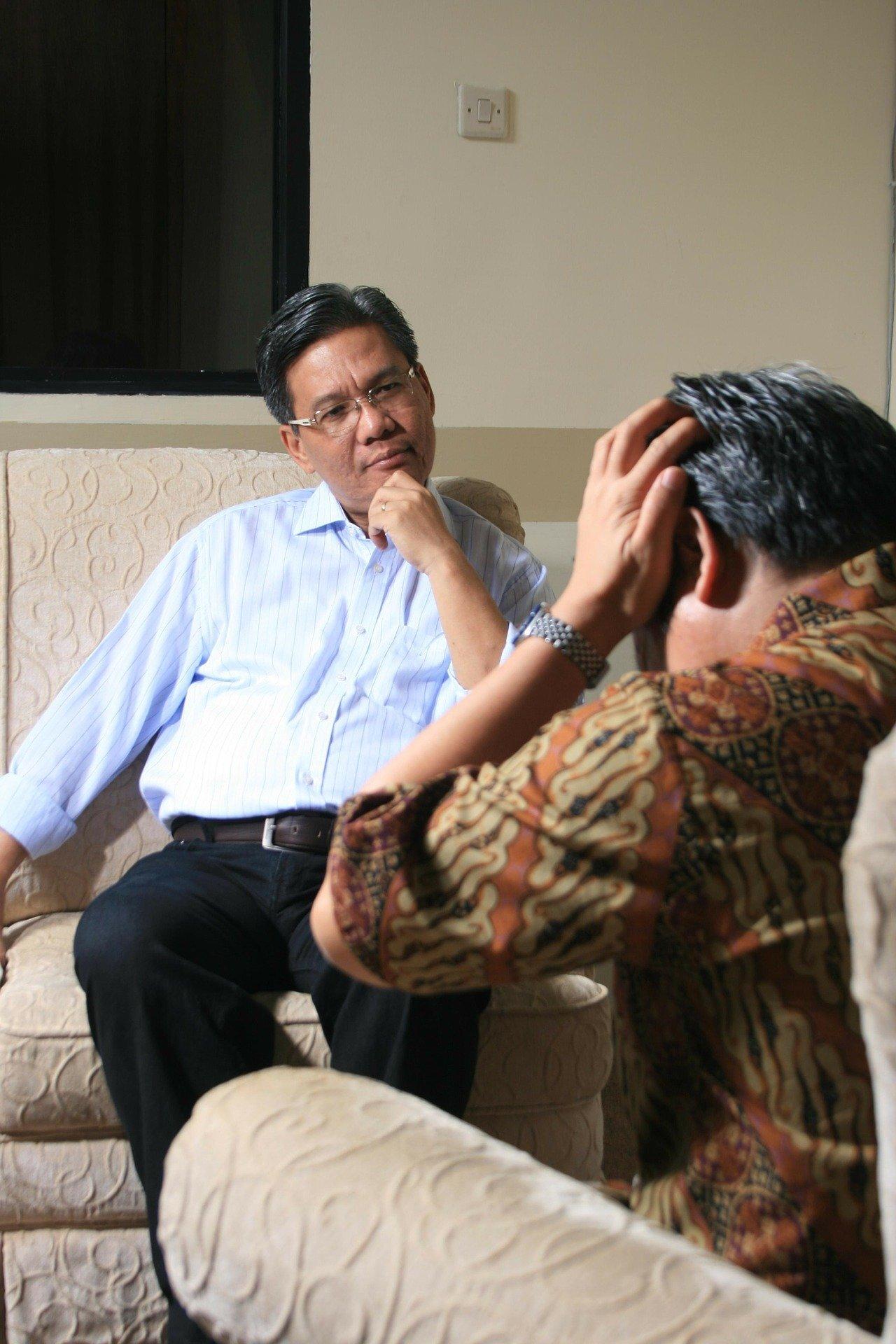 Die Verbesserung der psychischen Gesundheit Sensibilisierung und Unterstützung für Patienten mit anhaltenden Schmerzen