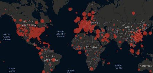 Neue Corona-Studie: Ohne Gegenmaßnahmen hätte es 40 Millionen Tote geben können