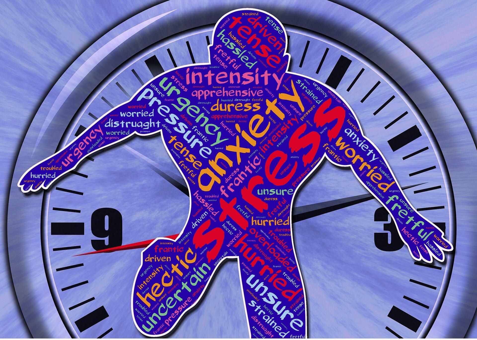 Unterfunktion der Schilddrüse häufiger bei Menschen, die lange Stunden arbeiten