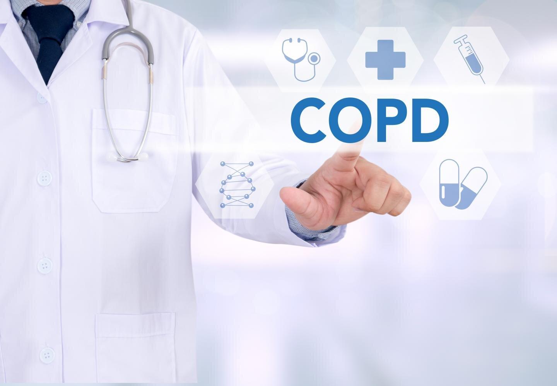 Drei-Wirkstoff-Kombination reduziert die COPD-Mortalität der Patienten