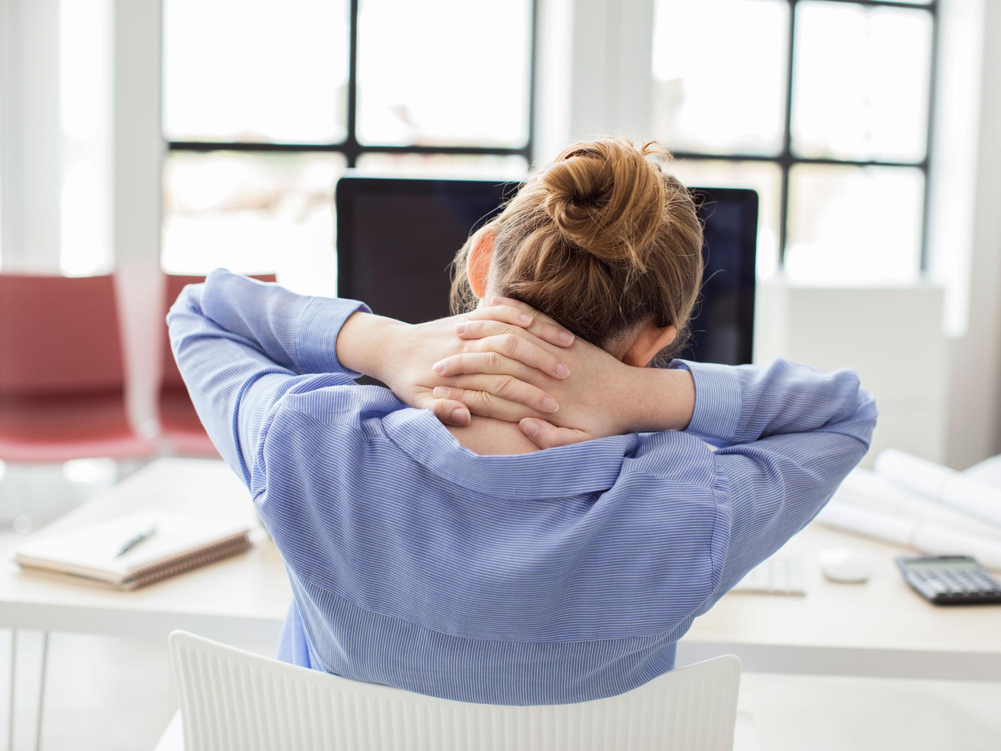 Die besten Tipps gegen Nackenschmerzen