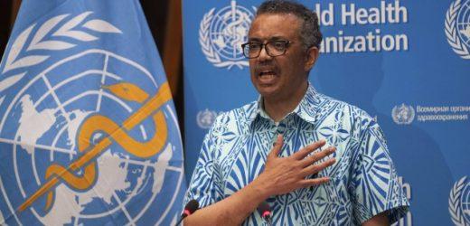 """WHO fordert """"gerechte Verteilung"""" von Impfstoffen"""