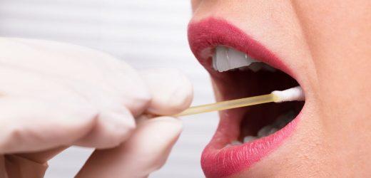 Speichel-tests konnte eine bessere alternative zur nasalen COVID-19-Tupfer