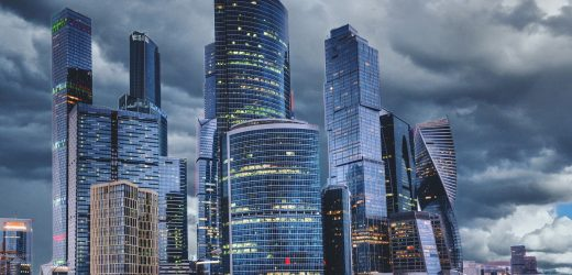 Moskau erstreckt sich das Gerät nach Datensatz coronavirus-Fälle
