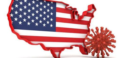 Die meisten Amerikaner waren zu Hause zu bleiben bevor die Regierung die Mandate, Studie zeigt,