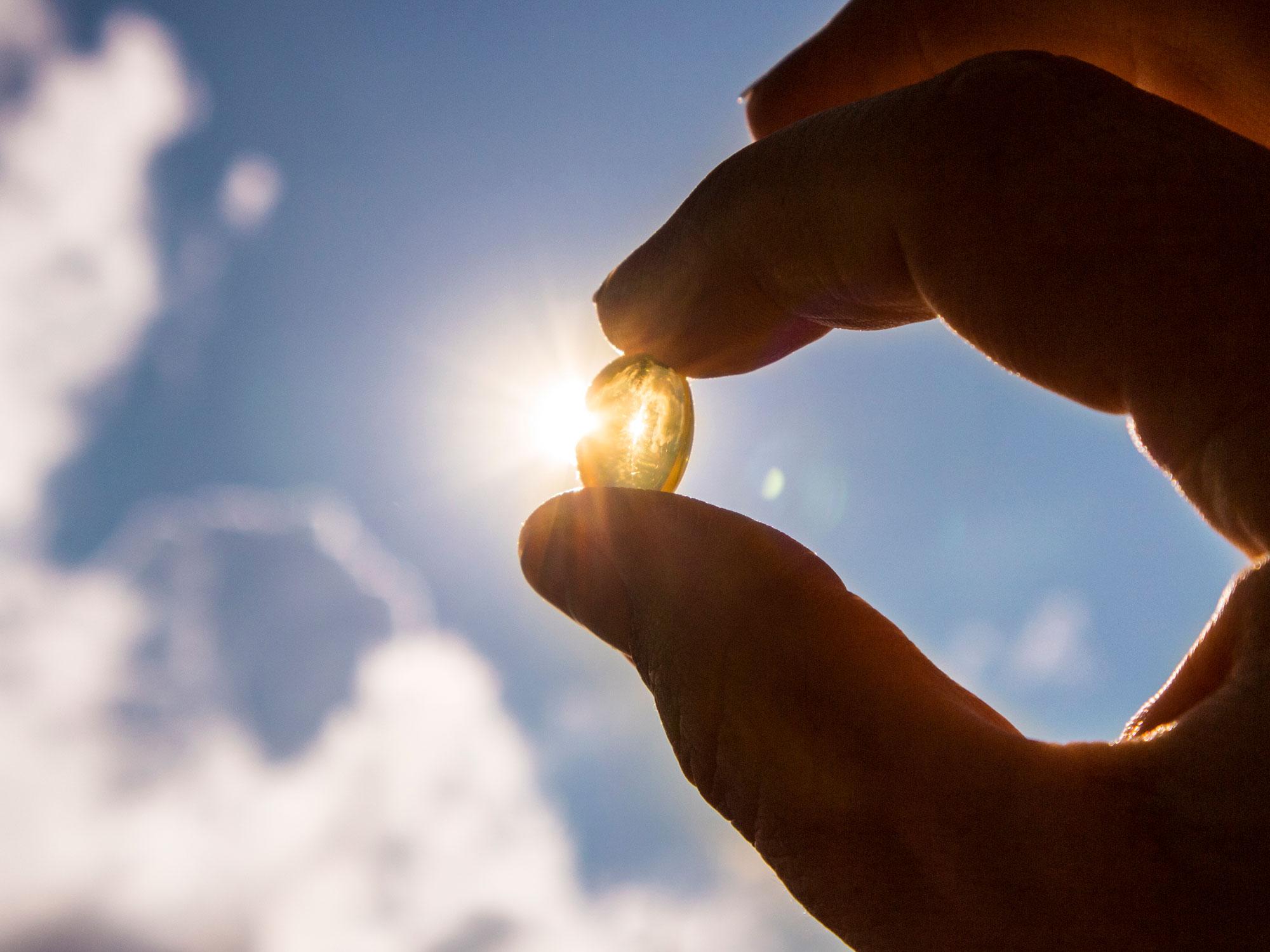 Vitamin D hilft gegen Nebenwirkung einer Krebstherapie
