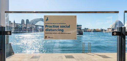Australier 'das richtige tun', wenn Sie die folgenden COVID-19 Beratung