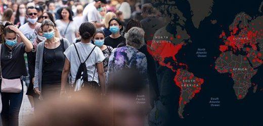 Nach Ausbruch geht China in den Kriegszustand – offenbar neuer Virus-Typ
