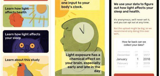 Neue app analysiert, wie soziale Distanz wirkt sich auf biologische Uhren
