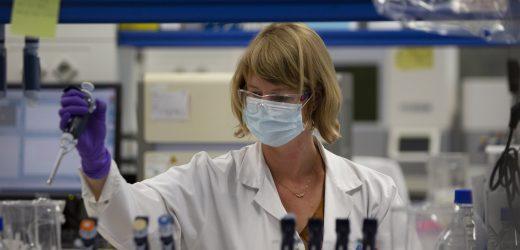 Rennen für virus-Impfstoff verlassen konnten einige Länder hinter