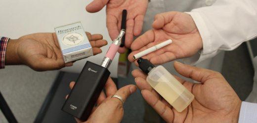 Studie zeigt erhöhtes Risiko für COVID-19-Patienten, die Rauchen, vaporisieren