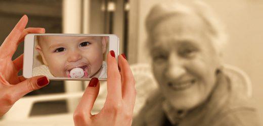 Langzeit-Studie zeigt einzigartige Einblicke, wie wir ändern, wie wir Altern