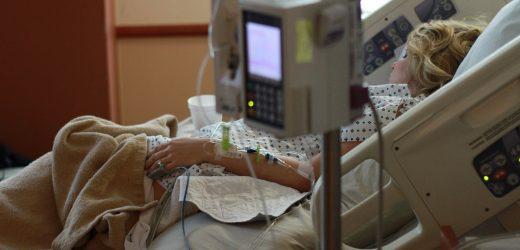 COVID Patienten kann überwältigt sein von der Entzündung. Ärzte lernen, die Ruhe, die 'storm'