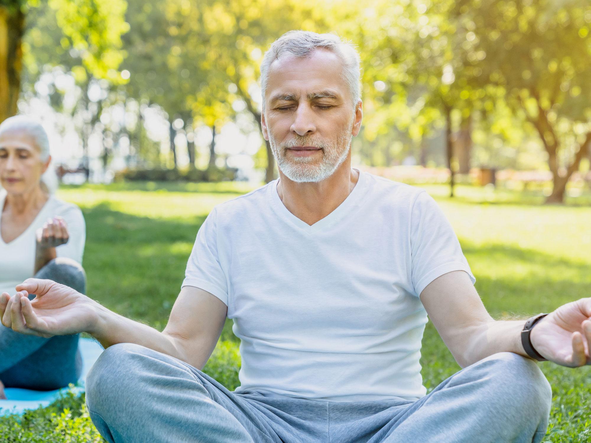 Meditation nützt Herz und Kreislauf
