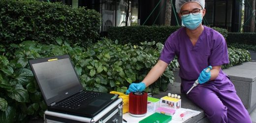 Forscher speed-up-gold-standard COVID-19-Diagnose-test