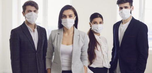 Coronavirus: Infektionsrisiko durch Maskentragen im Büro minimieren? – Naturheilkunde & Naturheilverfahren Fachportal