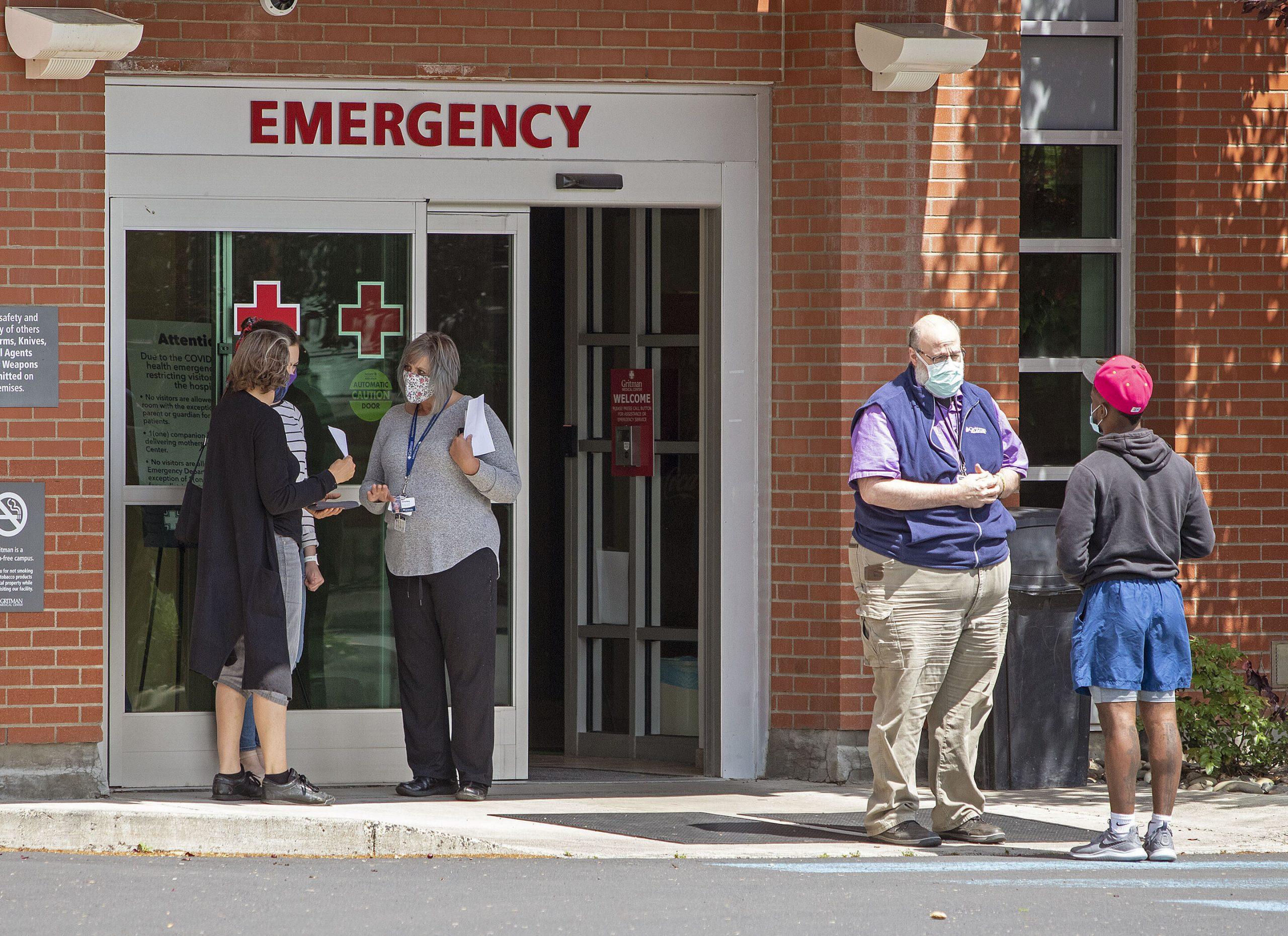 Fälle des coronavirus in Idaho spike nach Unternehmen öffnen