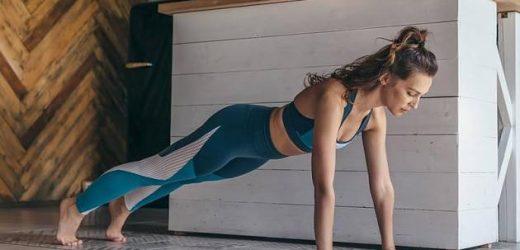 Neues von Kayla Itsines: 15 Minuten HIIT-Workout für Arme und Bauch