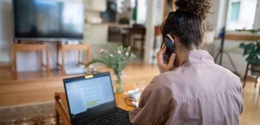 Weniger Stress, mehr Leistung: Studie: Viele wollen im Homeoffice bleiben