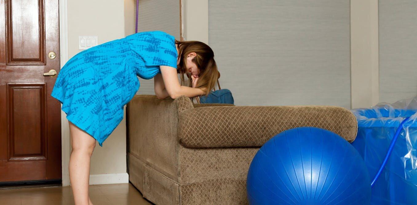 Während COVID-19, Frauen entscheiden sich für 'freebirthing' wenn homebirths nicht verfügbar sind, und das ist eine Sorge,