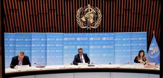 USA reichen WHO-Rücktritt offiziell ein