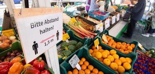 Corona-Ausbruch bei Gemüsehändler in Berlin