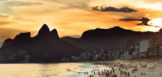 Tracing die übertragungsraten und die Herkunft der SARS-CoV-2-Stämme, die in Brasilien
