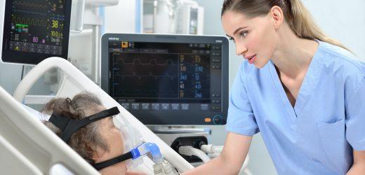 Nur die Hälfte der Staaten haben Richtlinien für eine ventilator-Mangel, berichten Forscher