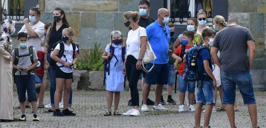 Deutsche coronavirus-tests Rückstand: 900 positive noch nicht erzählt