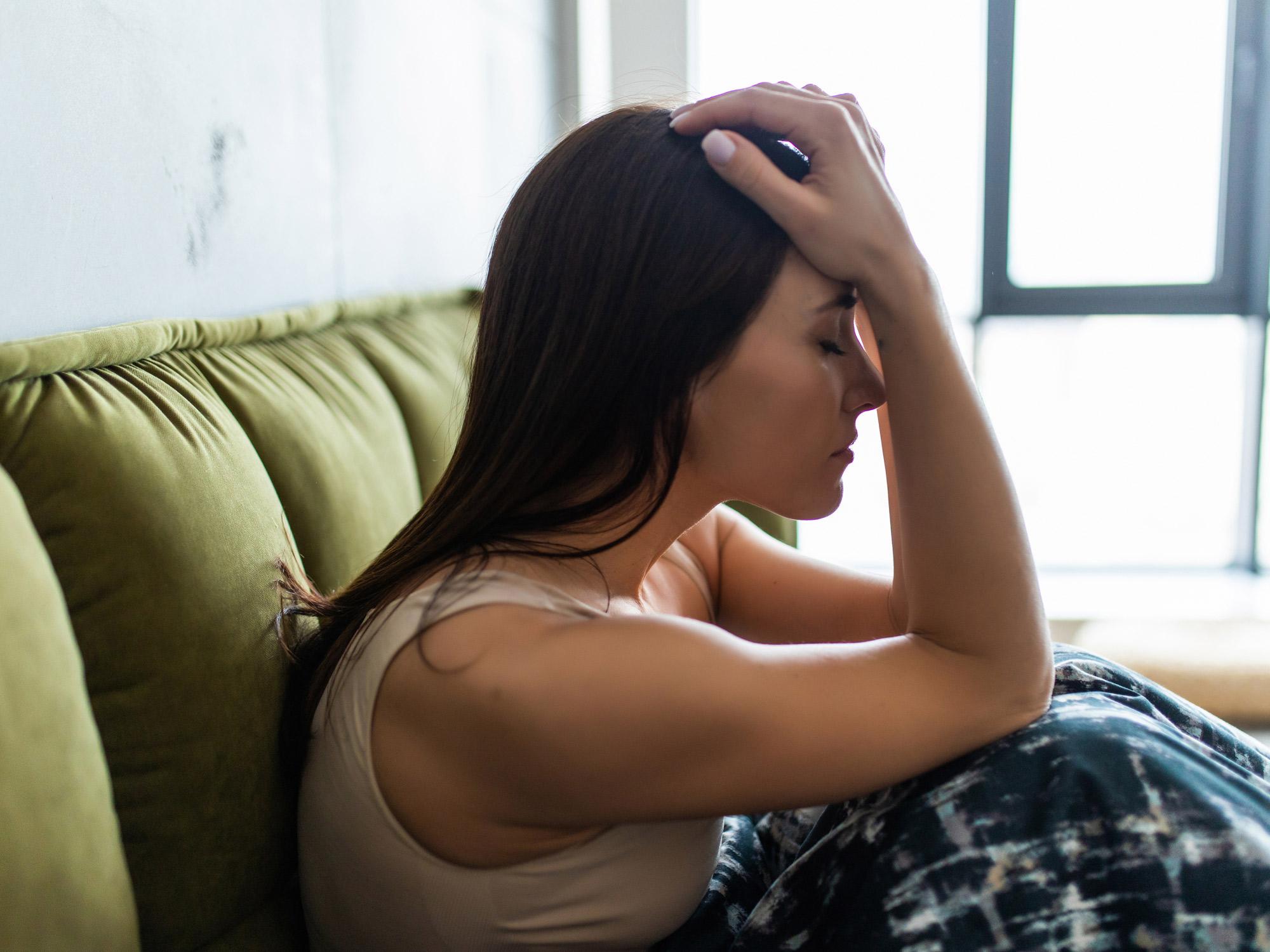 Fieber: Dauerstress erhöht die Körpertemperatur