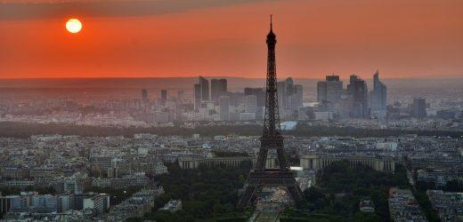 Frankreich startet Tests Reisende aus 16 Nationen für das virus