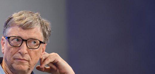 In gewisser Weise fast lustig: Bill Gates wendet sich an Verschwörungstheoretiker