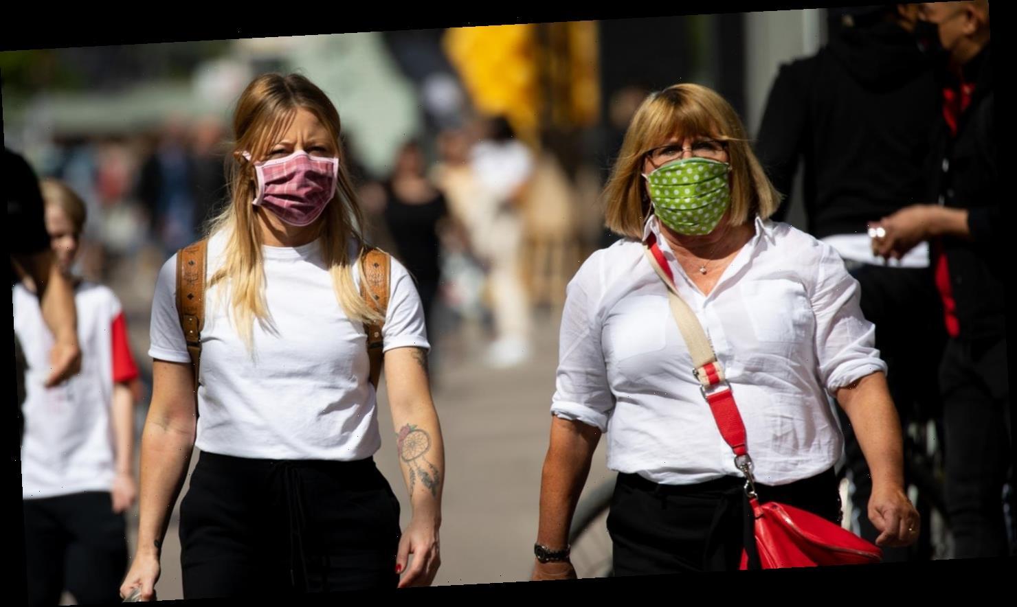Mehr Corona-Infektionen: Hamburg verschärft Maskenpflicht