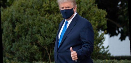 """Trump geht es laut Leibarzt """"sehr gut"""" – warum eine Vorhersage des Verlaufs trotzdem nicht möglich ist"""